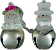 Jingle Buddies Bride and Groom 1 Set (5264)