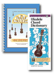 Alfred's Handy Guide and The Daily Ukulele Jumpin' Jim's Ukulele Songbook, Le..