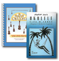 Jumpin' Jim's Ukulele Daily Song Pack for Leap Year- Two Book Pack- Includes ..