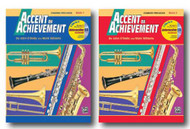 Accent On Achievement with Interactive CD for Combined Percussion- Two Book S..