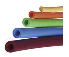 5 levels of REP Band latex-free resistance tubing