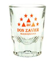 Don Zavier Fluted Shot Glass