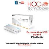 BU110 ExtremeCap UVC  [AVerMedia] - Línea Profesional