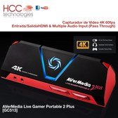 GC513 Live Gamer Portable 2 Plus [AVerMedia]