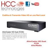 F239 AverCaster HD Duet [AVerMedia]