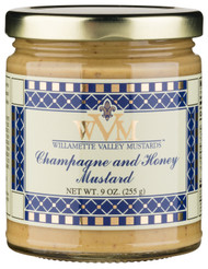 Mustard- Champagne and Honey Mustard