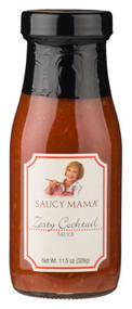 Sauce- Saucy Mama Zesty Cocktail Sauce