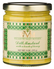 Willamette Valley Dill Mustard