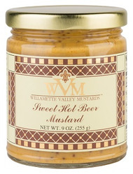 Mustard- Sweet Hot Beer Mustard