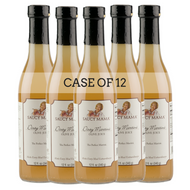 Olive Juice -Saucy Mama Dirty Martini Olive Juice-  case of 12