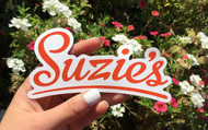 Suzie's Decal Sticker