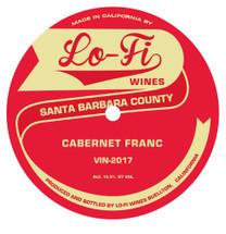 Lo-Fi Santa Barbara County Cabernet Franc 2019