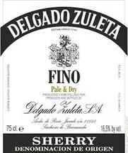 "Delgado Zuleta Fino Sherry ""Dry"" 750ml"