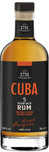 5 YEAR OLD CUBAN XO RUM