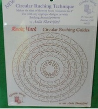Circular Ruching Guide