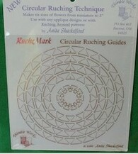 Circular Ruching Guide