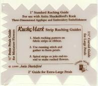 Straight Ruching Guide