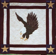 Majestic Eagle Wallhanging