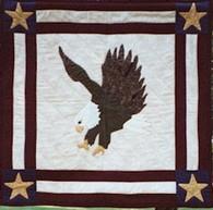 Majestic Eagle Wallhanging