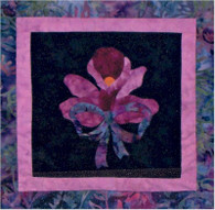 Orchid Wallhanging