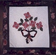 The Legendary Dogwood Wallhanging