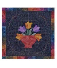 Tulip Wallhanging