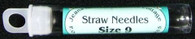 Straw Sz 9 Jeana Kimball Needles