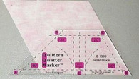 Quilters Quarter Marker