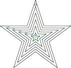 Nested Stars
