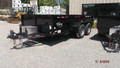 2019 Cam Superline 6'x14' 6 Ton Heavy Duty Dump Trailer Model 6CAM614LPHD