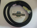 56599 FISHER HOSE, 1/4 X 36 W/FJIC ENDS
