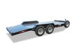 2020 Cam Superline 3.5 Ton Car Hauler 18' Steel Deck Car Trailer