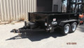 2019 Cam Advantage 6'X10' Dump Trailer
