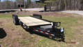 2019 Cam Superline 7 Ton 19' Split Tilt Trailer