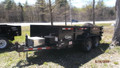 2019 5 Ton CAM 6'x12' Low Profile Dump Trailer w/ramps