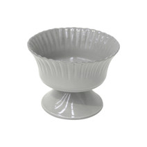 COSTA NOVA - Village Ribbed Footed Bowl 16cm