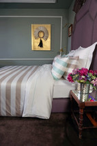 BOVI - Pretty Stripe Quilt Cover