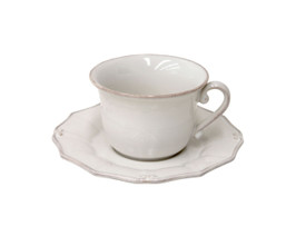 COSTA NOVA - Barroco Tea Cup & Saucer