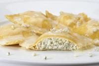 Gorgonzola Ravioli