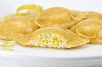 Lemon Ravioli