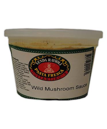 Wild Mushroom Sauce Pint
