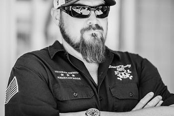 """Sterling Smith, Owner and Pit-Master of Loot N' Booty BBQ, has been competing on the Professional BBQ Circuit since 2009.  In that time, Sterling and his family have traveled Internationally and competed in major competitions including the Jack Daniel's World BBQ Invitational, where the won the title of World Pork Champion, the American Royal World Series of BBQ, where they won Reserve Grand Champion out of more than 500 professional BBQ teams and won the title of Chicken World Champion, the Sam's Club Finals and the Kingsford Australian Invitational.  Sterling has won 31 Grand and Reserve Grand Championship Awards, more than 300 Top Ten Awards, 9 Perfect """"180"""" scores, (3) 700+ scores and is the Two-Time Australian Invitational Lamb Champion.  Loot N' Booty BBQ is the 2014, 2015, 2016 and 2017 Arizona BBQ Team of the Year and was featured on an episode of Destination America Channel's Smoked, where Sterling and his wife, Molly, won the title of """"Smoked BBQ Boss"""".  Loot N' Booty BBQ Rubs and sauces are sold nationally and internationally at hundreds of retailers world-wide and Sterling teaches Competition and backyard style BBQ classes at locations across the world.  Sterling began teaching his competition BBQ techniques out of sheer demand. Others looking to break into competitive BBQ wanted to learn and Sterling is willing to teach! He leads novice and advanced BBQ cooks alike through BBQ competition-style cook in real time."""
