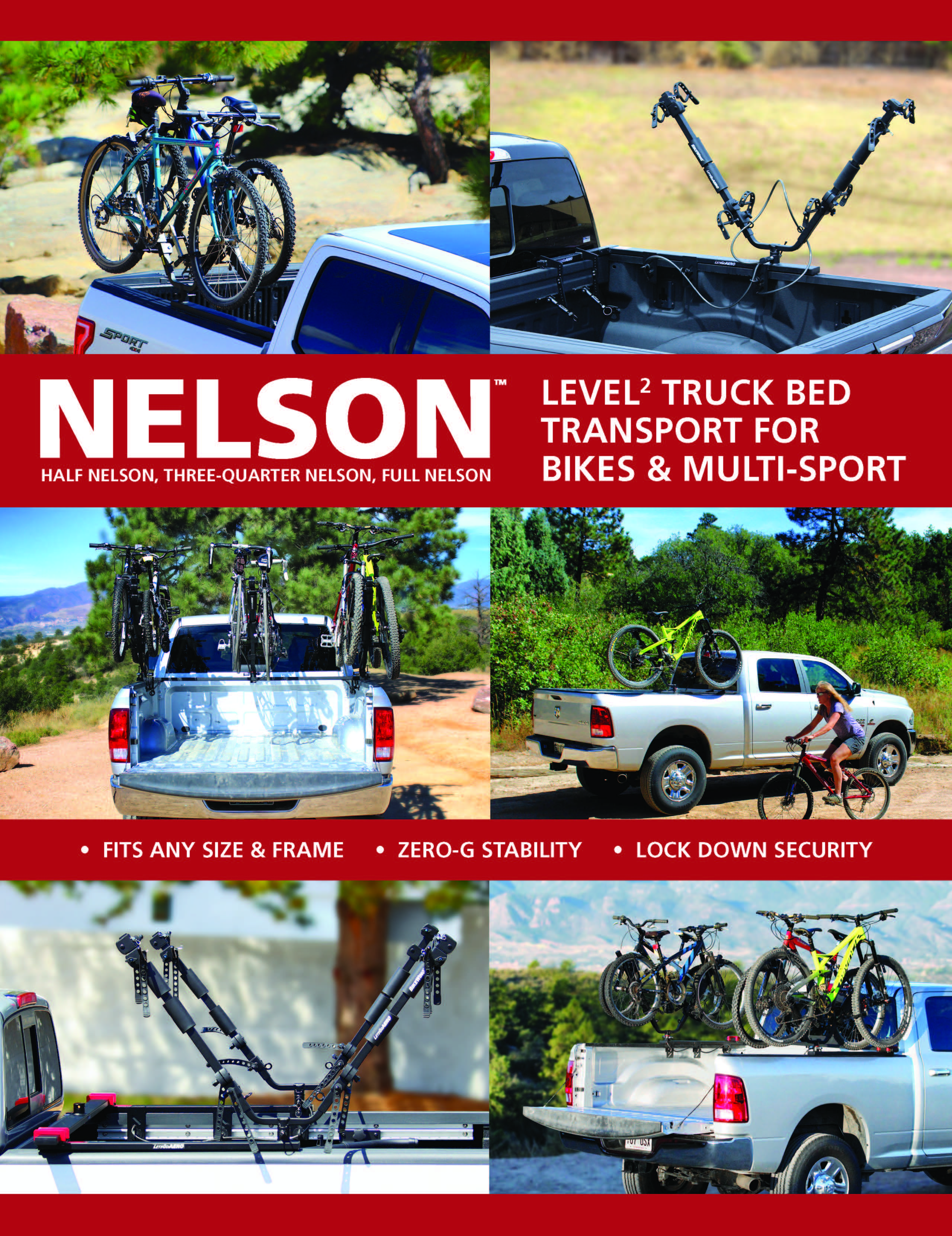 Nelson Truck Mount Bicycle Carrier Catalog