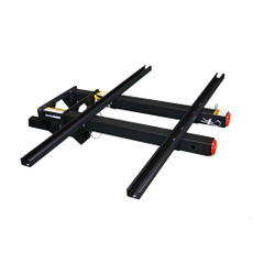 TwinTube UBI Slideout Hitch Mount Rack