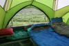 Large Bay Windows For Breeze and Viewing in TreeHaus Camper Tent