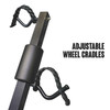 Adjustable Wheel Cradles
