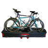 Two bike cargo rack