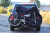 BikeBag Open on vehicle with two bikes