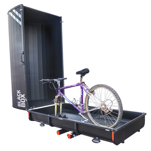 Black Box with Bicycle