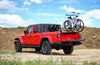 Truck Mount Bicycle Rack on Jeep Gladiator